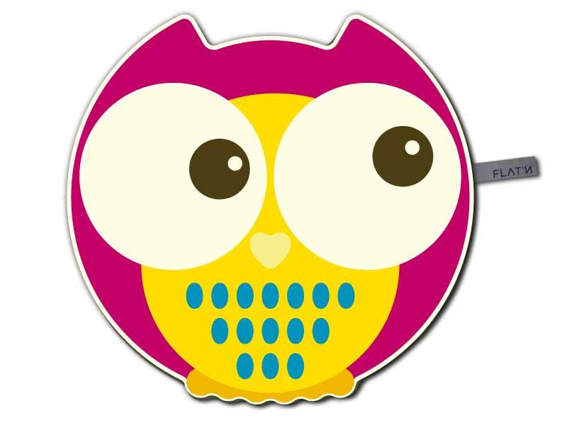New Owl – Kinderteppich