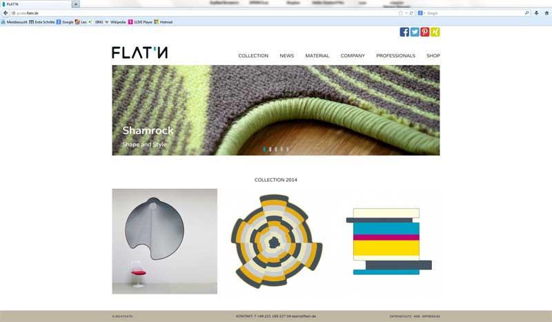 Website – Work in progress