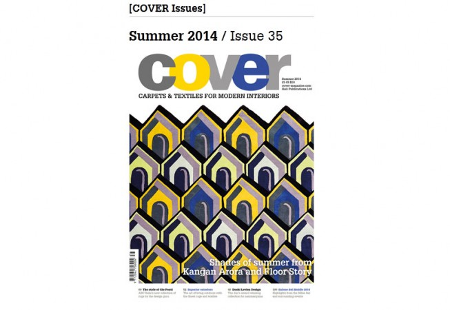 COVER - Summer 2014 / Issue 35