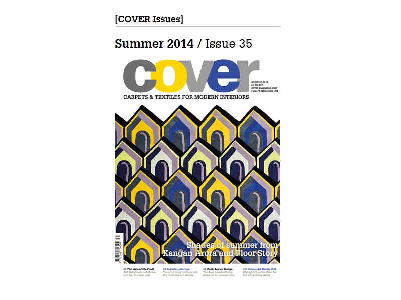 COVER – Summer 2014 / Issue 35