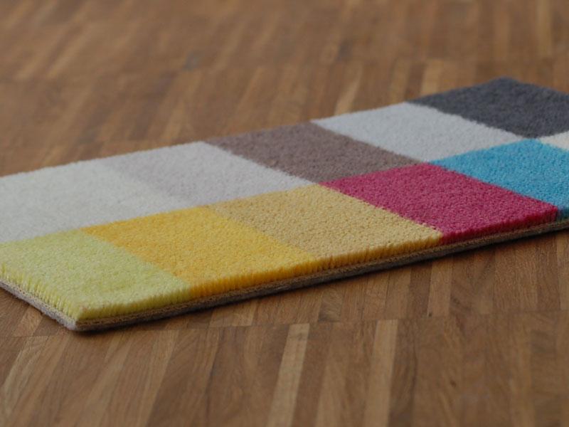 Farb- und Materialmuster