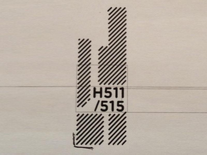 H 511/515