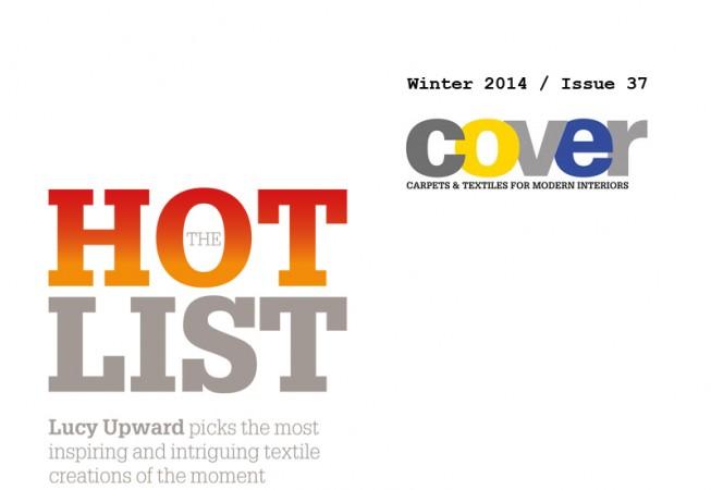 HOT LIST // COVER - Magazine