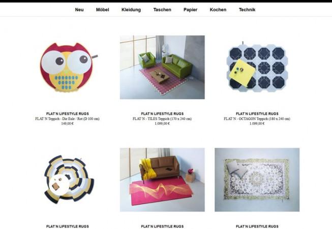 Marktplatz für junges deutsches Produktdesign | selekkt.com