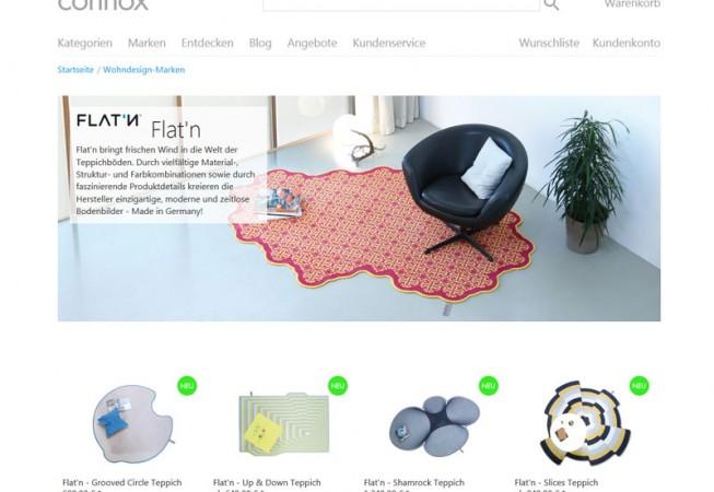 connox.de - Connox Wohndesign Shop