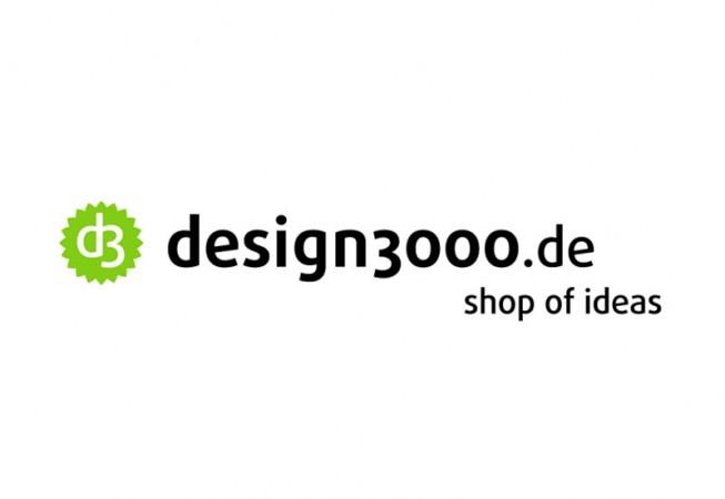 Geschenkideen & Wohndesign Shop | design3000.de