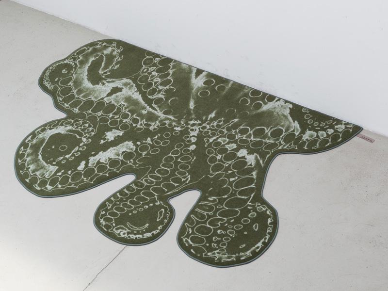 Octopus – Individueller Teppich