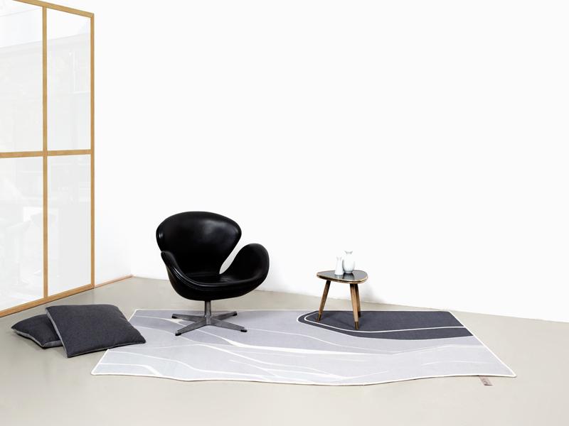 landscape 001 ein teppich wie eine gebirgslandschaft. Black Bedroom Furniture Sets. Home Design Ideas